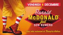 SHOW DE RONALD