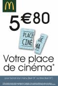 Menu Cinéma
