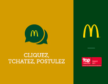 McDonald's™ Recrute !