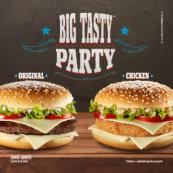 Vous avez dit Big Tasty...