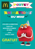 Animations enfants