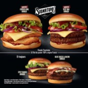 Une nouvelle gamme de sandwichs