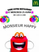 MONSIEUR HAPPY