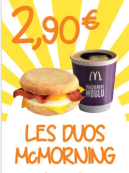 Le McMorning vous attend !