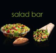 Bar salade