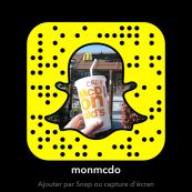 McDonald's™Croix sur les Réseaux Sociaux