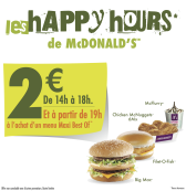 Les Happy Hours