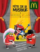 ANIMATION FETE DE LA MUSIQUE
