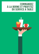 SERVICE A TABLE