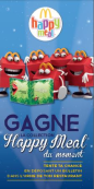 GAGNE TA COLLECTION HAPPY MEAL !!!