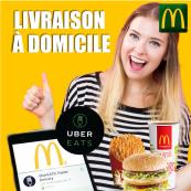 LIVRAISON À DOMICILE