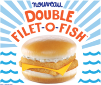 Le Double Filet o Fish