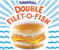 Le Double Filet o Fish