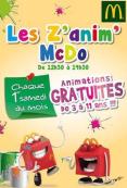 Les Z'Anim McDo