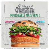 Le grand VEGGIE, improbable mais vrai !