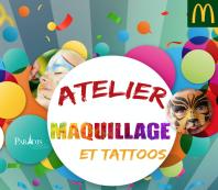 Atelier maquillage le 10/11/2017 19h-21h