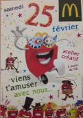 Atelier créatif carnaval
