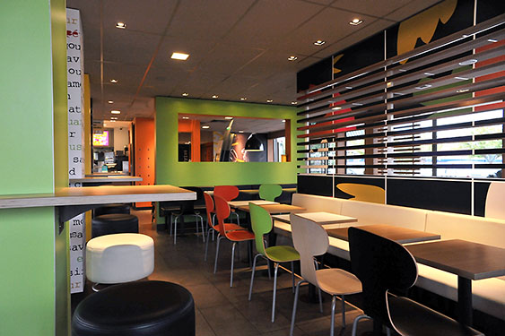 Bienvenue dans votre restaurant mcdonald 39 s eysines for Restaurant eysines