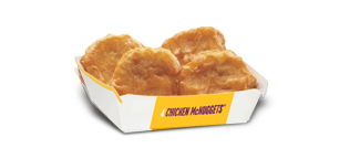 4 CHICKEN McNUGGETS™