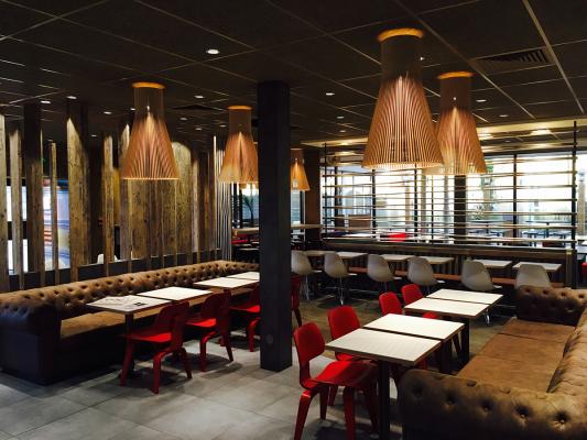 Bienvenue dans votre restaurant mcdonald s evreux