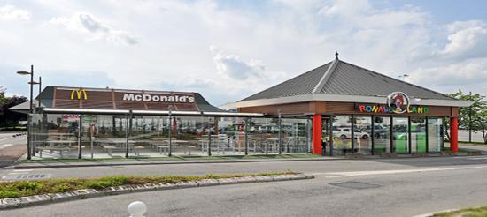 Bienvenue dans votre restaurant McDonalds Bois darcy ~ Restaurant Bois D Arcy