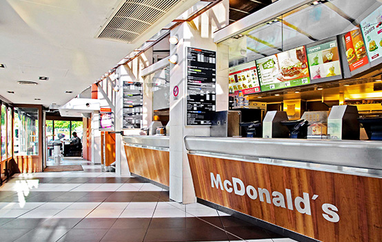 Bienvenue dans votre restaurant mcdonald 39 s paris porte de for Indiana porte de saint cloud